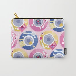 Pastel Tea Party Carry-All Pouch