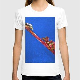 African American Masterpiece 'Untitled' abstract landscape painting by E.J. Martin T-shirt