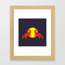 cupper Framed Art Print