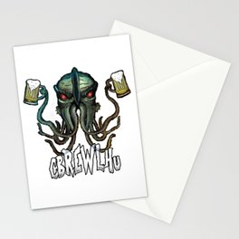 Cbrewlhu Stationery Cards