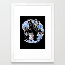 Harlequin Series 2 Framed Art Print