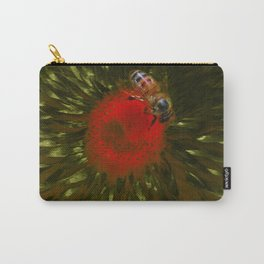 There's a Bee on Me! Carry-All Pouch