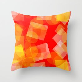 Frost Throw Pillow