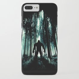 Untold Mystery iPhone Case