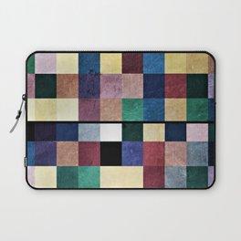 Colored Blocks Laptop Sleeve