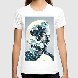 James Johnston Wave T-shirt