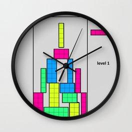 Level 1 Wall Clock