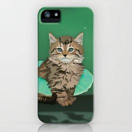 Glamourpuss iPhone Case