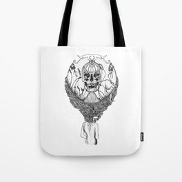 lady death Tote Bag