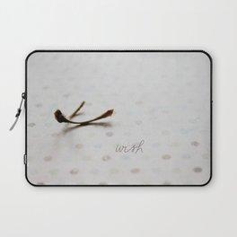 Wish Laptop Sleeve