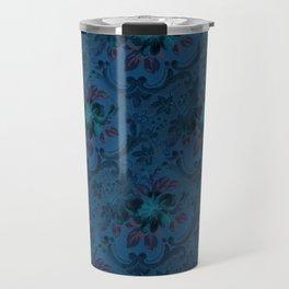 Grandma's Wallpaper Travel Mug