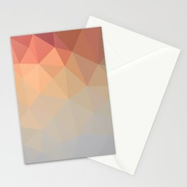Retro Mesh Stationery Cards