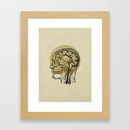 Penrose Anatomy Framed Art Print