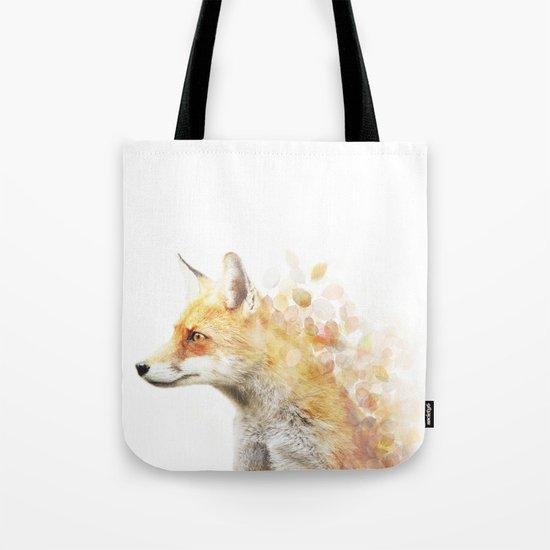 Winter Foxy #2 Tote Bag