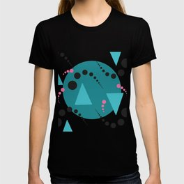 Blue Bubble T-shirt