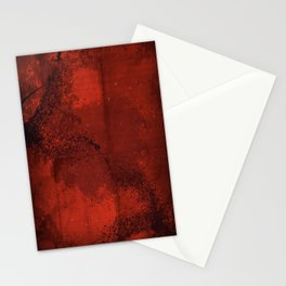 Red, black and white 3.2 Stationery Cards