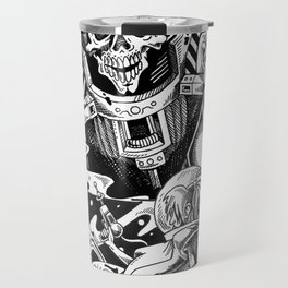 it came from the stars. Travel Mug