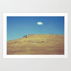 New Mexico 7 Art Print