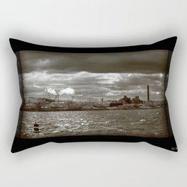 Lost Industry Rectangular Pillow