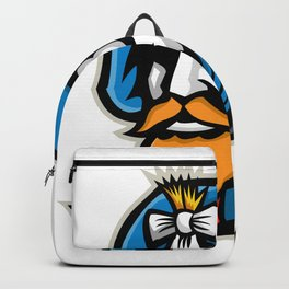 Highlander Mascot Backpack