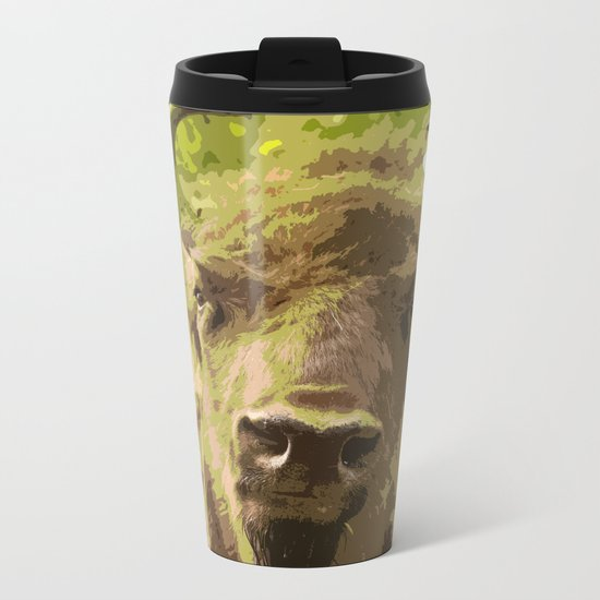 Bull Metal Travel Mug