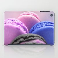 macaroons iPad Cases featuring macaroons by WhimsyRomance&Fun