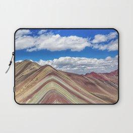 Rainbow Mountain Laptop Sleeve