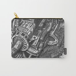 The Wandering City Ship Carry-All Pouch