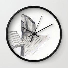 Underground Studio Wall Clock