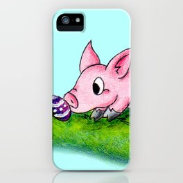 Egg Hunter iPhone Case