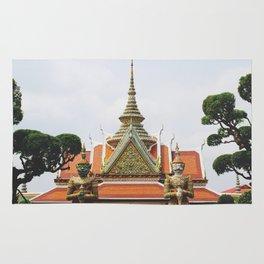 Thai temple/wat Rug