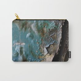 Teal Peal IV Carry-All Pouch