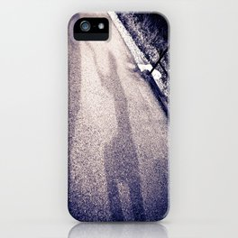 Shadow Proposal iPhone Case