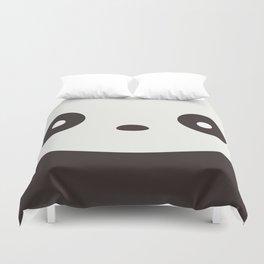 Kawaii Cute Panda Bear Duvet Cover