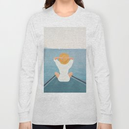 Summer Vacation I Long Sleeve T-shirt
