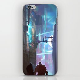 Alley iPhone Skin