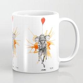 Elephant Man  Coffee Mug