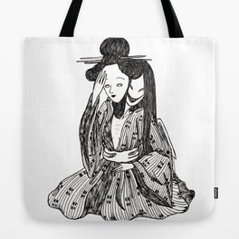 ''gueisha'' Tote Bag