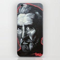 Christopher Lee iPhone Skin