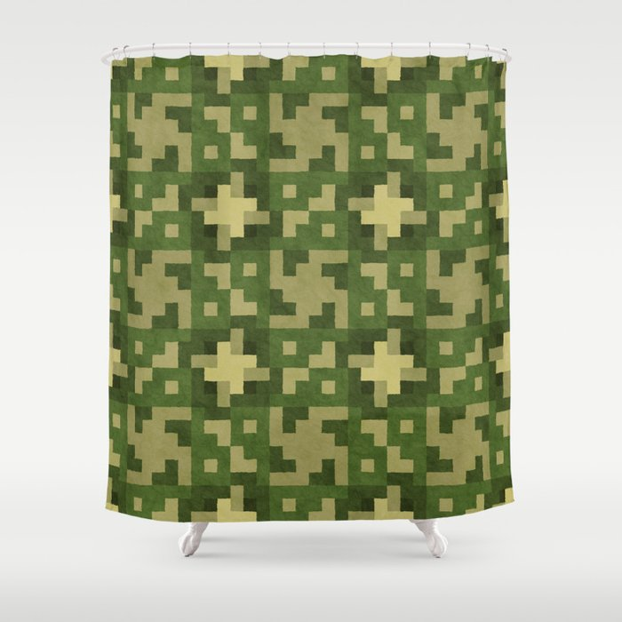 Blue Ridge Comforts 03 Shower Curtain