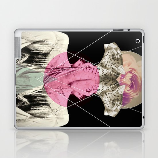 La tigre Laptop & iPad Skin