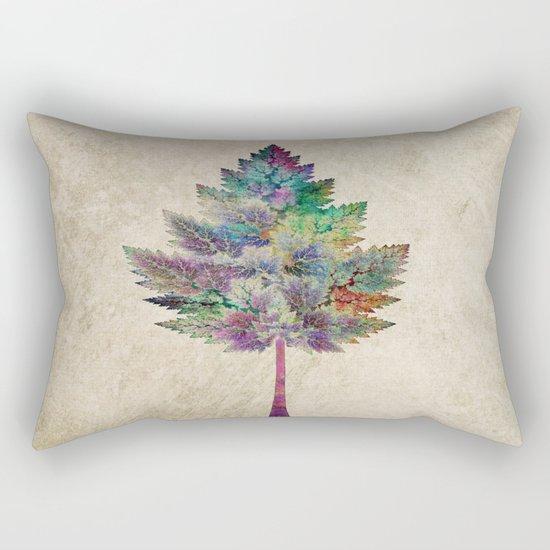 Like a Tree 2. version Rectangular Pillow