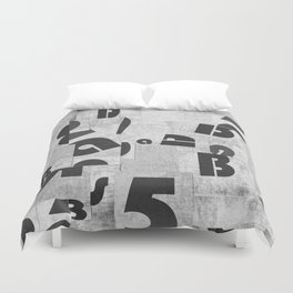 Abstract pattern 51 Duvet Cover