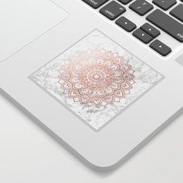 Pleasure Rose Gold Sticker