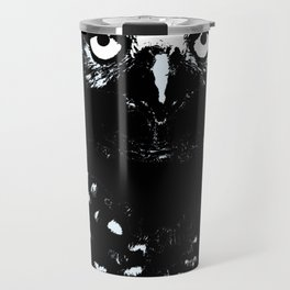 Owl Bandana Lights! Travel Mug
