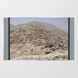 Hill in Kabul Rug
