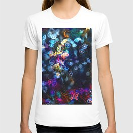 Sea of Celestial Jellyfish T-shirt