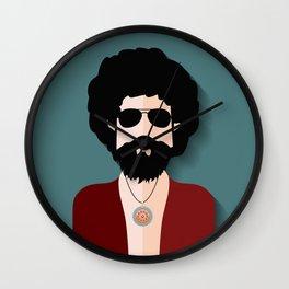Raul Seixas Wall Clock