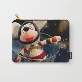 Lost In Space Mickey - Found Again Carry-All Pouch