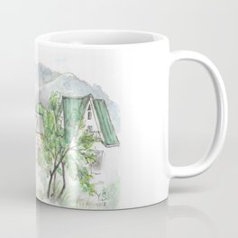Yakornaya Schel` Coffee Mug